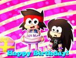 Happy Birthday IceBlue! :'3
