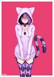 Cheshire cat sketch
