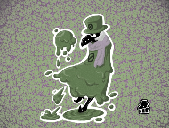 Toxic mucus by uddoMIT