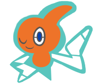 Rotom Sticker by Kosukie