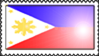 Filipino stamp by badography