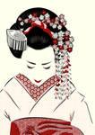 Flower Maiko