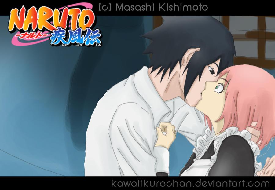 Sasusaku: Forbidden Love by KawaiiKurochan