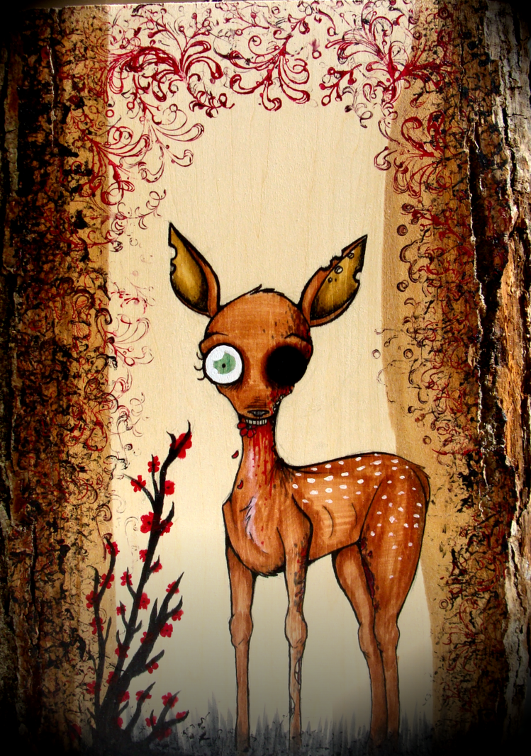 fawn by starblinx