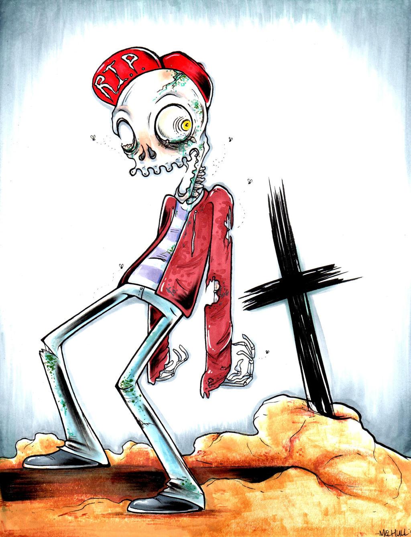 Skeleton by starblinx