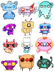 emoji bbs by starblinx