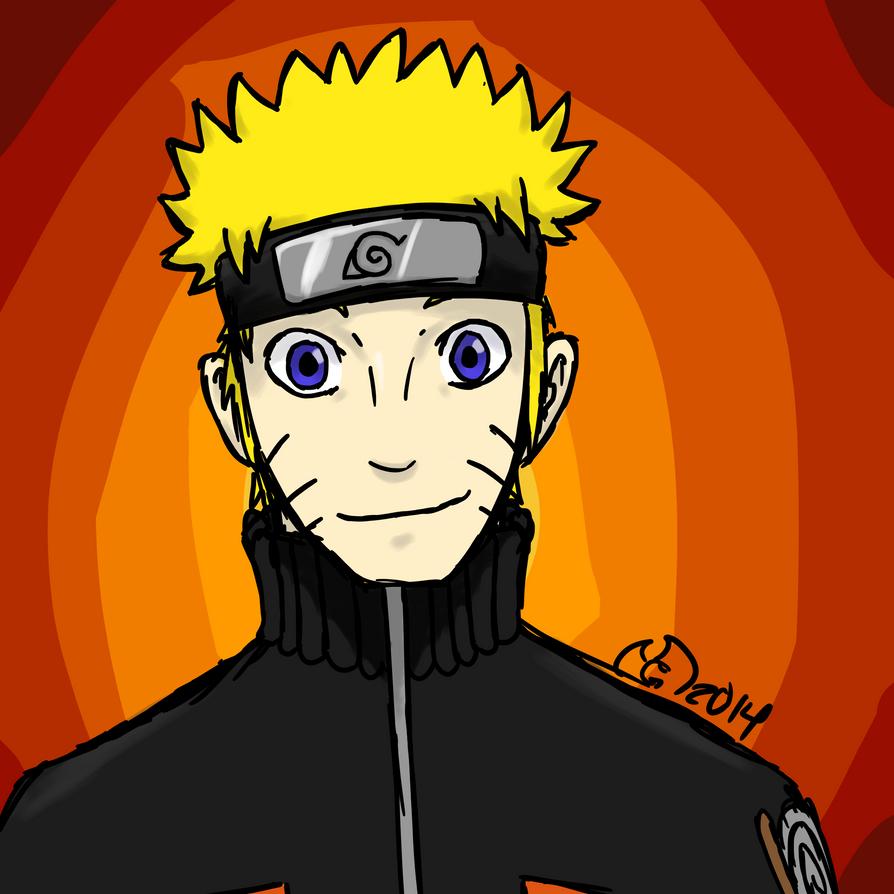 Naruto by GhostdramonX