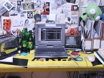It certainly is a desktop... by CommanderTaco