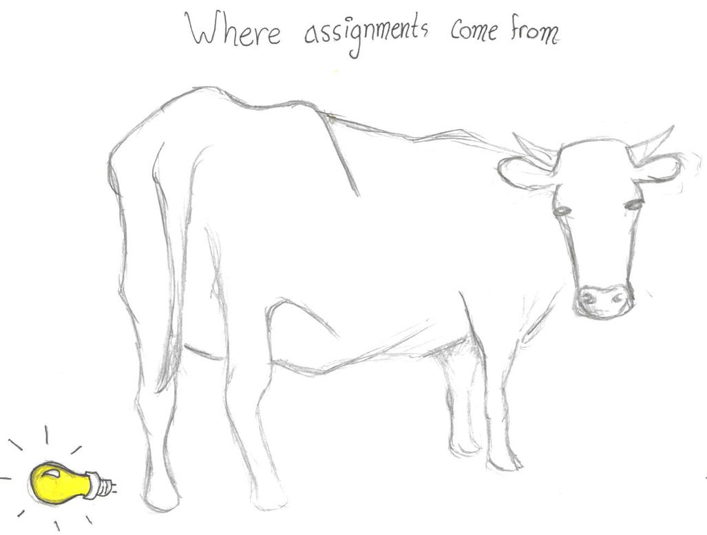 Where Assignments Come From... by CommanderTaco