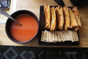 Lunch! by Kraddish
