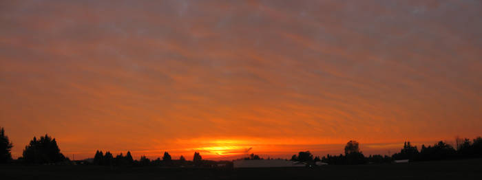 2012.09.27 Oregon Sunset
