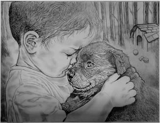 A Memory of Love by ArtbyKevinTyssen