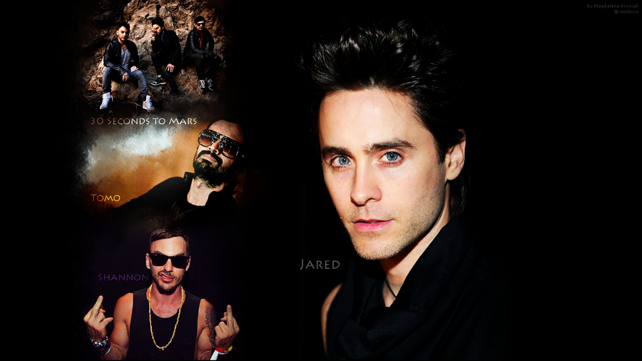 30 Seconds to Mars wallpaper by mmkrys on DeviantArt