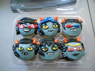 Trollcakes by ai-risa