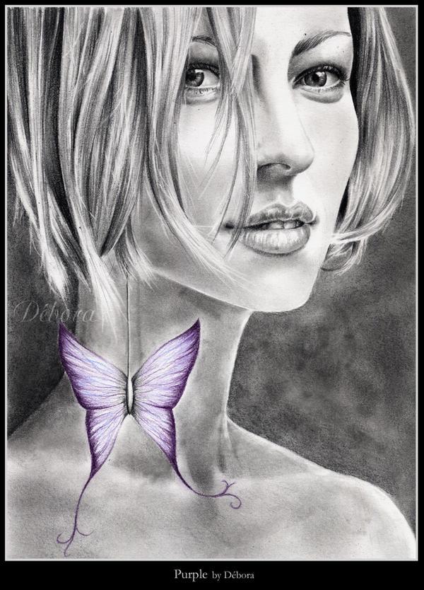 Purple by nabey