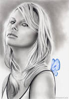 Blue Dreams - Charlize Theron
