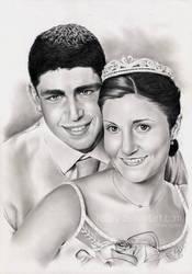 Wedding IV by nabey