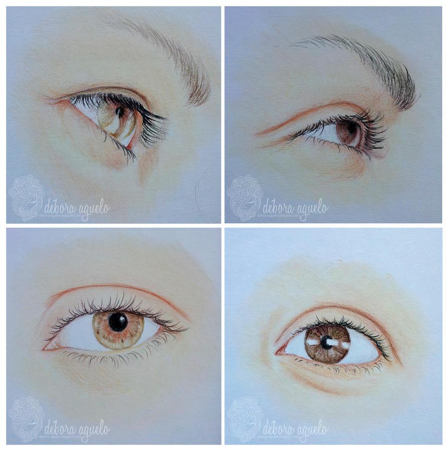 Eyes by nabey