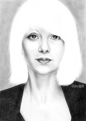 Najwa Nimri by nabey