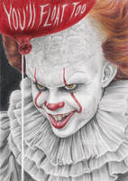 Pennywise by nabey