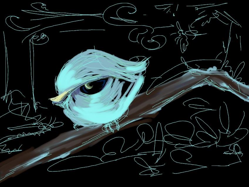 bye bye birdie by lunafilia
