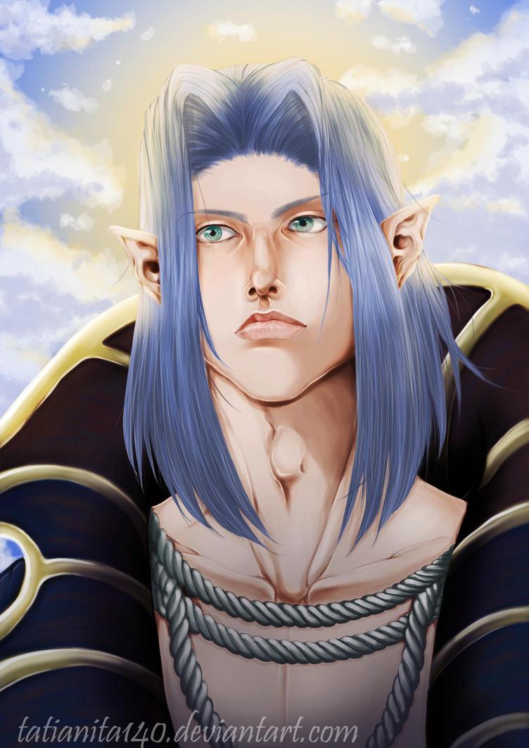 My Character Tera by tatianita140