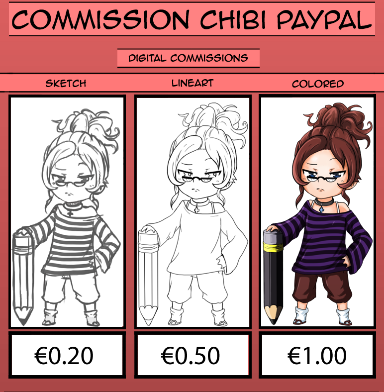 Commission Info Chibi Paypal by Angy89