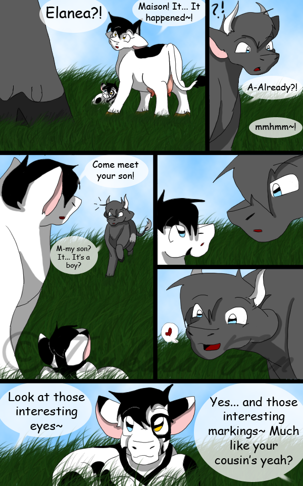 The Prairie Prince page 2  by Tsukasa-FanTc