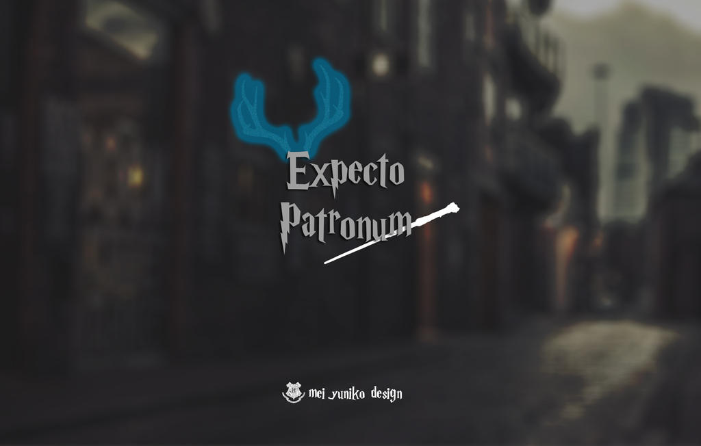 Harry Potter Wallpaper Expecto Patronum