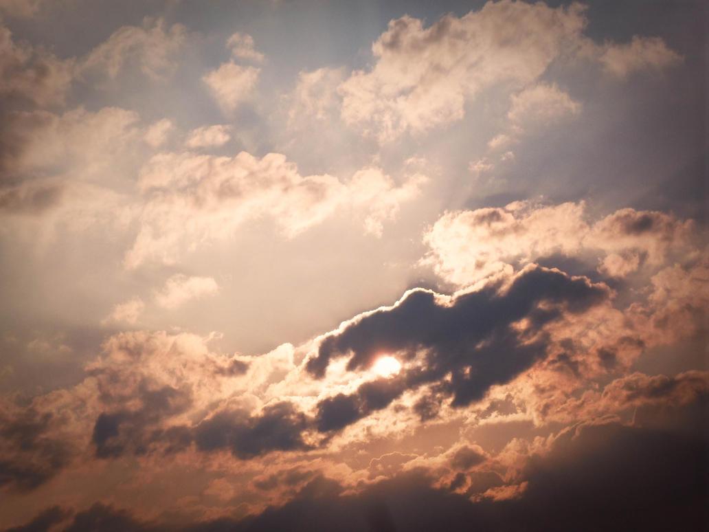 Clouds and Sun by Muggi93