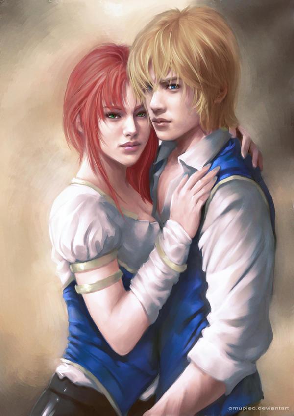 Shannah and Kei