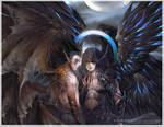 Demon and God Form