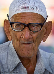 old man by AbdullahNemer