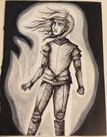 Knight by UltraAshy