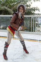 Tales From the Borderlands Fiona Cosplay by LABINNAK
