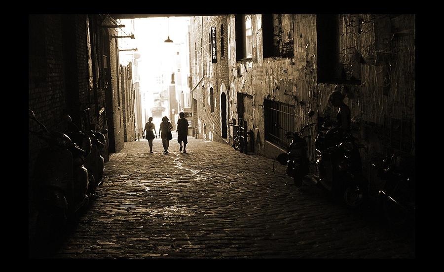 Post Alley by wackycracka