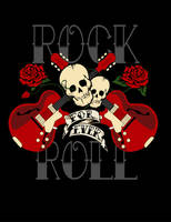 Rock n Roll Forever by wackycracka