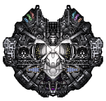 Barghest Class Destroyer (HIGH TECH) by invaderoz