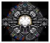 Berzerker Class Destroyer (HIGH TECH) by invaderoz