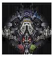 Vikin Class Heavy Frigate (HIGH TECH) by invaderoz