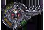 Skyld Class Frigate (HIGH TECH) by invaderoz