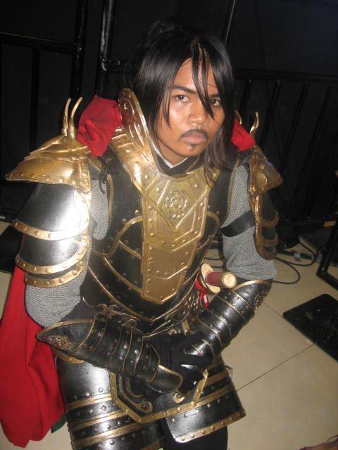 Jumong: Leader Da mul Army by ZenChuU