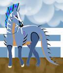 Bluejay halter YotD by Seri-goyle