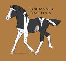 8322 foal design by Seri-goyle