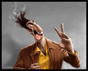 Cosmo Kramer by PixelTribe