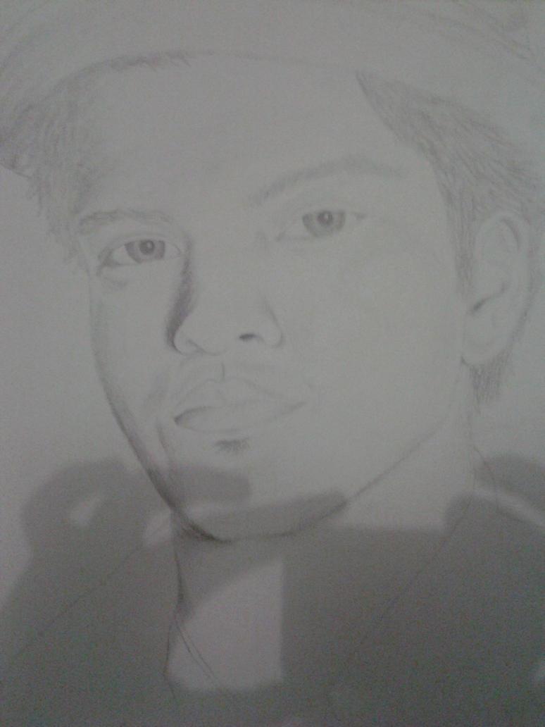 Bruno Mars by BlownAParte