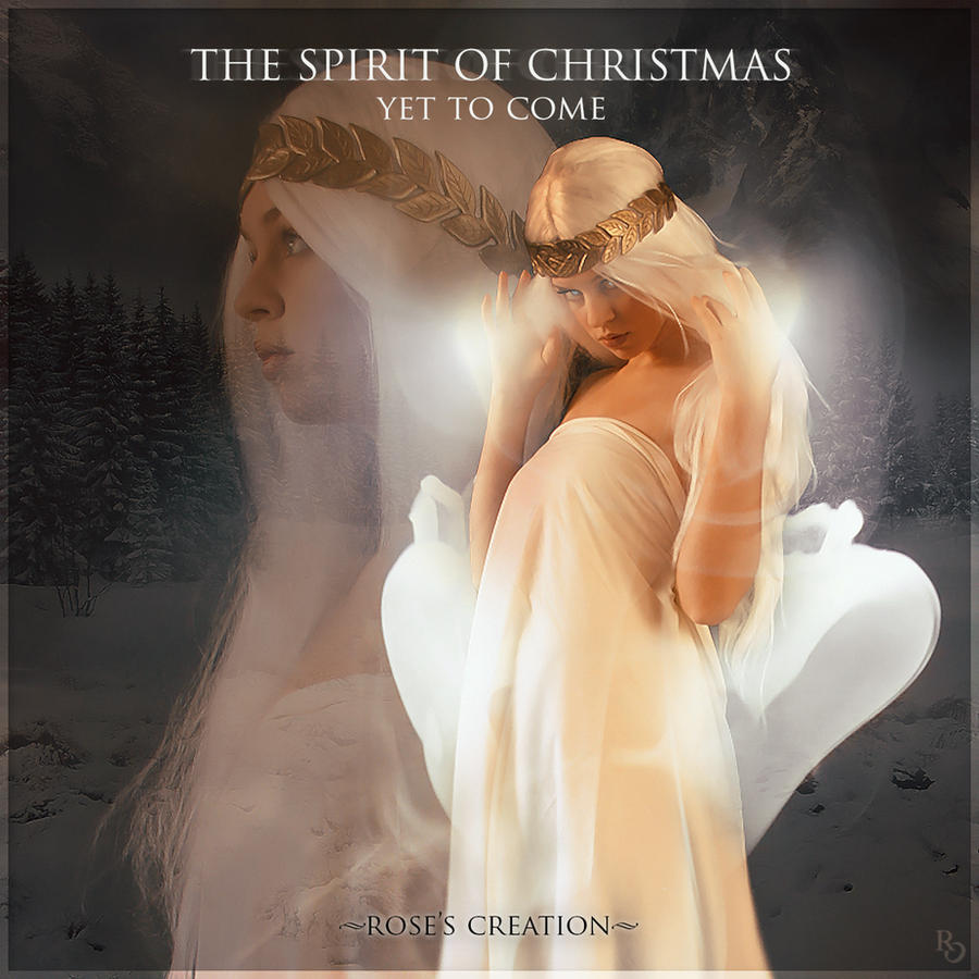 The Spirit Of Christmas Yet To Come By Dreamswoman On