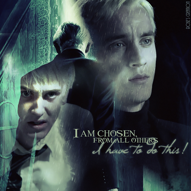 Draco Malfoy By Dreamswoman On DeviantArt
