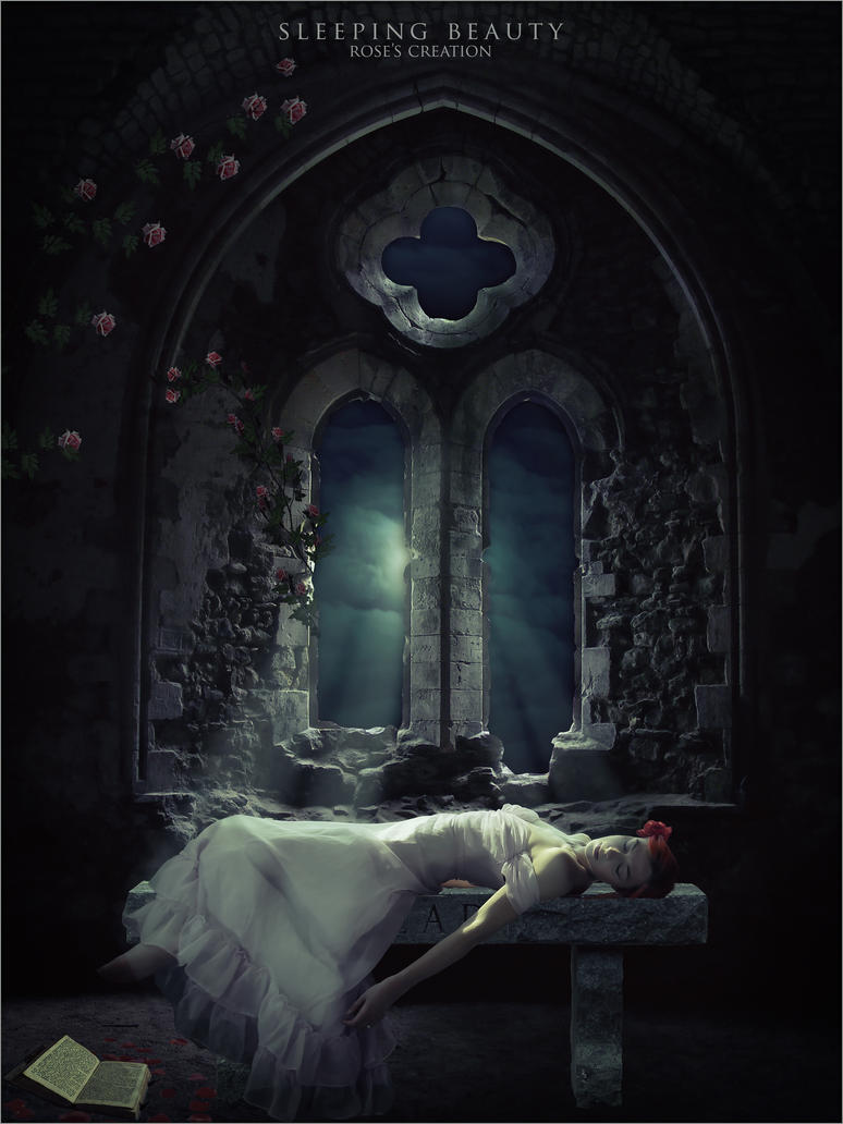 Sleeping Beauty by dreamswoman