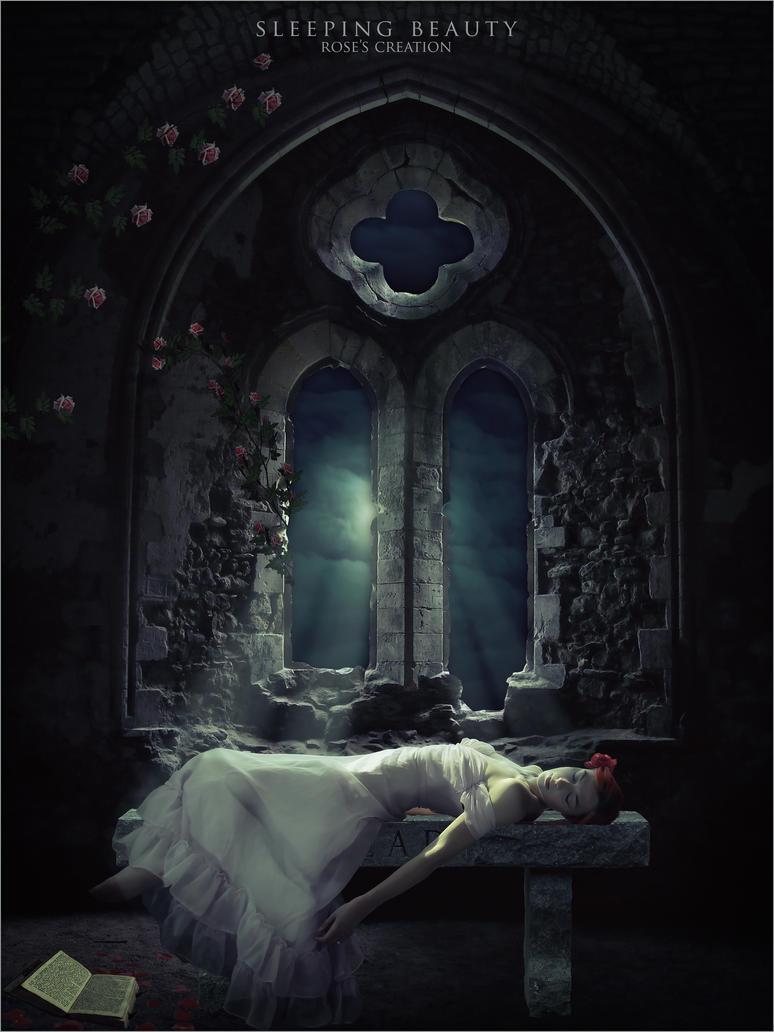 Sleeping Beauty by dreamswoman